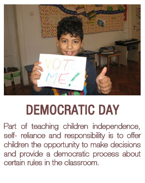 Democratic Day