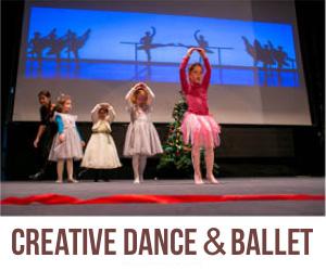 Creative Dance & Ballet
