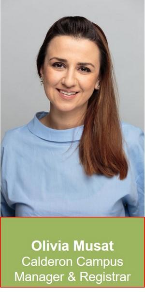 Olivia Musat