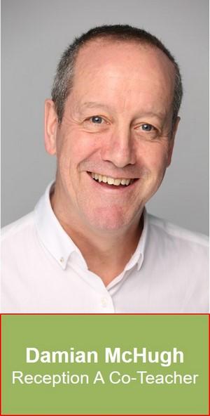 Damian McHugh