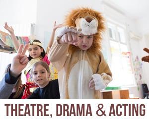 Theatre, Drama & Acting