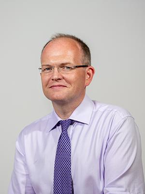 Damian Ward - Director of Verita School